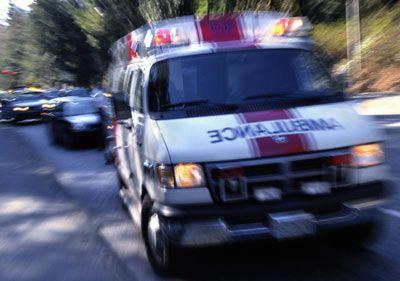9- Trafikteyken, önünüzden geçen ambulansın içindeki hasta için dua edin!